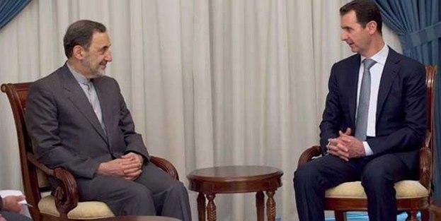 Velayeti: Esad, İran için kırmızı çizgi