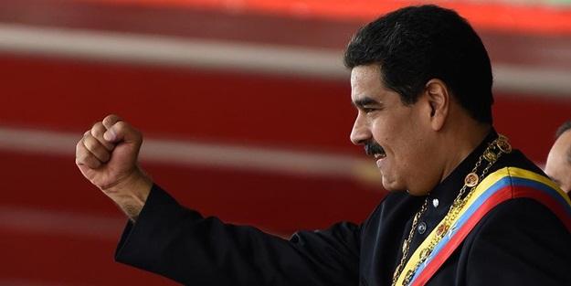 Maduro: En ağır şekilde cezalandırılacaklar