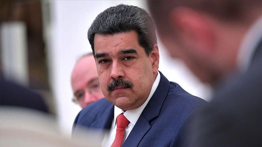 Venezuela Devlet Başkanı Maduro: Silahlı eylem ve darbe girişimi için ülkeye sızmaya çalışan 13 kişi yakalandı