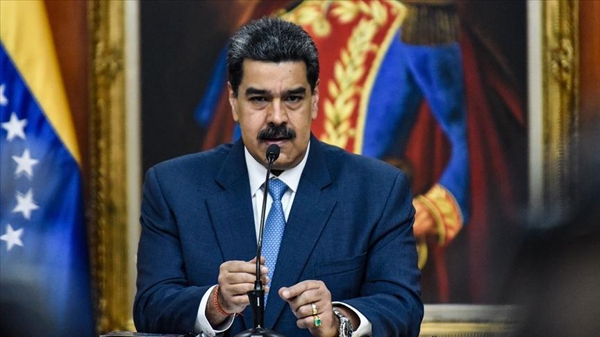 Venezuela Devlet Başkanı Maduro'dan 'ABD ile ilişkileri normalleştirme' çağrısı
