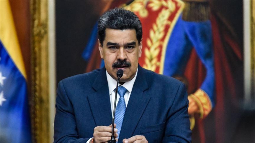 Venezuela Devlet Başkanı Maduro'dan Trump'a sert tepki