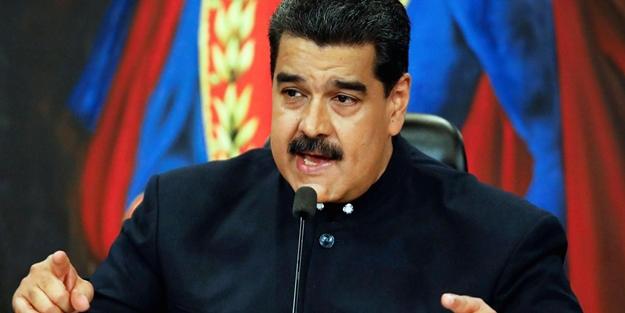 Kolombiya'ya net suçlama: Saldırı için..