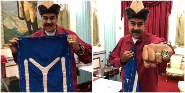 Venezuela'dan ABD'ye sert 'işgal' cevabı: Deneyin, kabusunuz olalım!