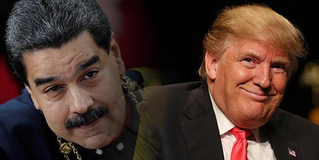 Venezula lideri Maduro, Amerikan basınına konuştu: ABD ile doğrudan müzakerelere hazırız