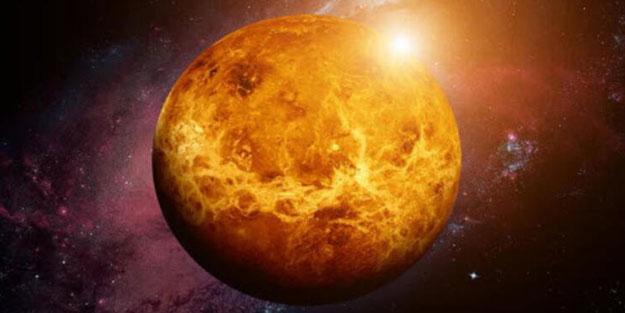 Venüs'ün atmosferinde heyecanlandıran keşif