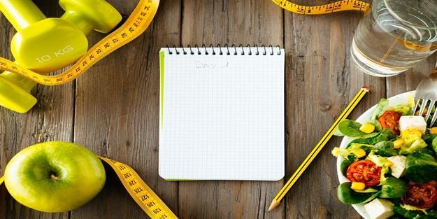 Verilen kiloyu korumanın yolları