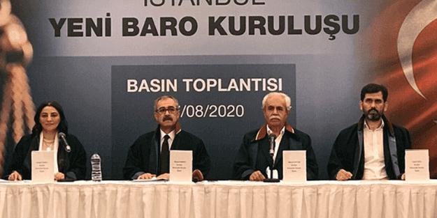 Vesayetçi baroların saltanatı yıkılıyor! İstanbul'da yeni baro için 2 bin imza hazır