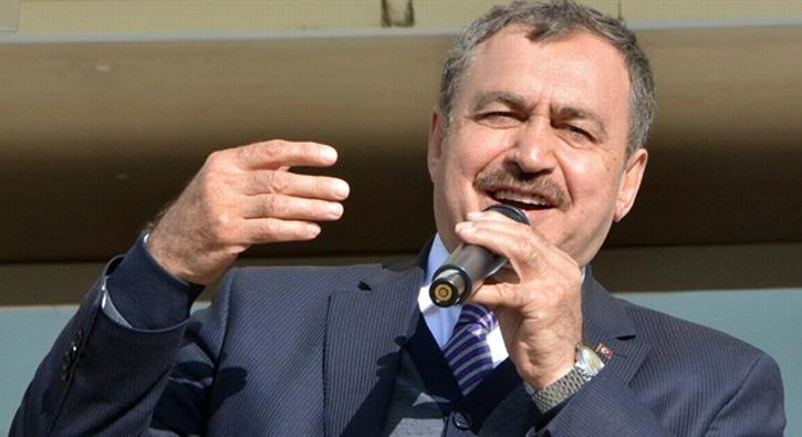 Veysel Eroğlu: Büyük Türkiye için istikrar gerekiyor