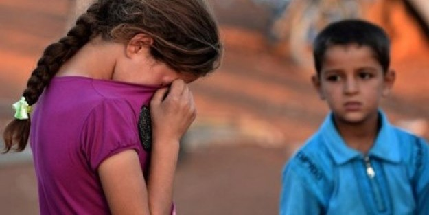 Vicdansız Siyonistler bu kez onlara dadandı: 5-15 yaş arası çocuklar tehlikede!