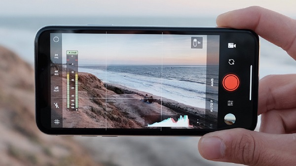 Video yapma programı iPhone