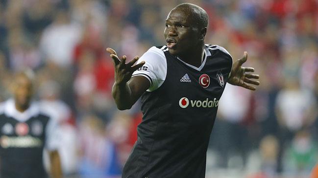 Vincent Aboubakar'a tarihi ceza!