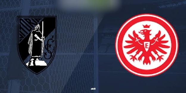 Vitoria Eintracht Frankfurt maçı ne zaman saat kaçta hangi kanalda? UEFA Avrupa Ligi F Grubu