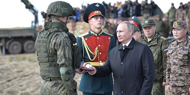 Vladimir Putin'den gözdağı! 'Modern silahları kullanmaya başlayacağız'