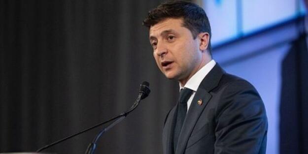 Vladimir Zelenskiy: Orada bayrağımızın dalgalanması için elimizden geleni yapacağız