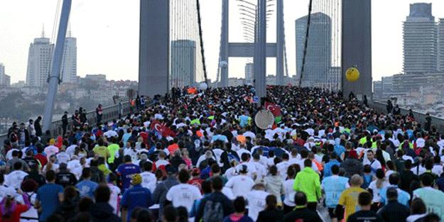 Vodafone 39. İstanbul Maratonu'na yoğun ilgi… İşte maraton rehberi