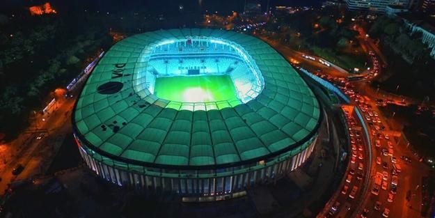 Vodafone Arena'nın yeni ismi açıklandı!