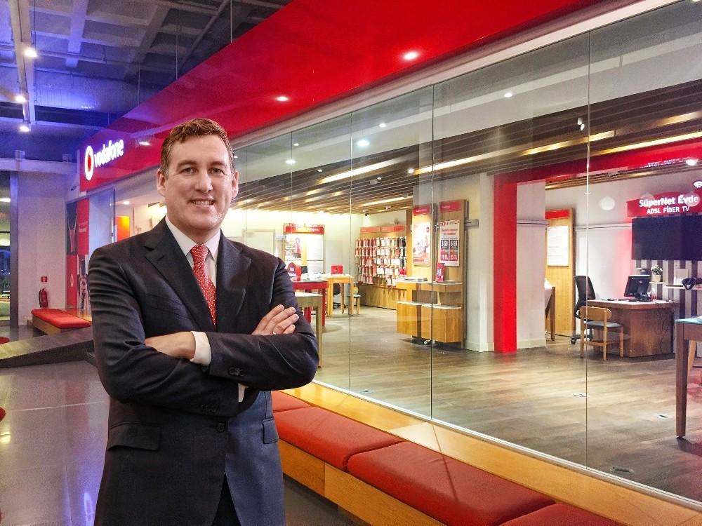 Vodafone'dan Türkiye'ye toplam 24 milyar TL yatırım