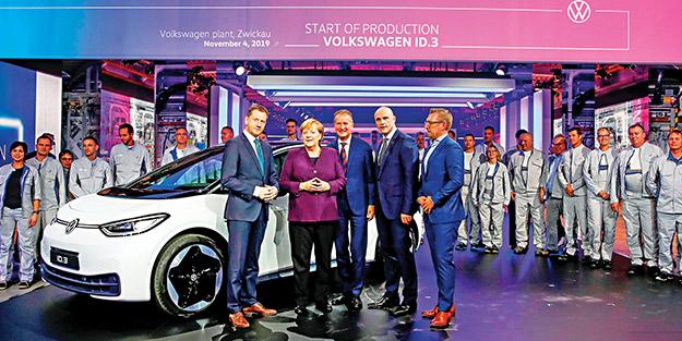 Volkswagen elektrikli modeli ID.3 ile çığır açacak