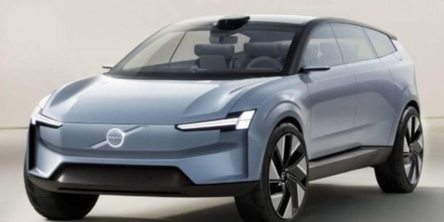 Volvo'nun yeni arabısında dikkat çeken tasarım