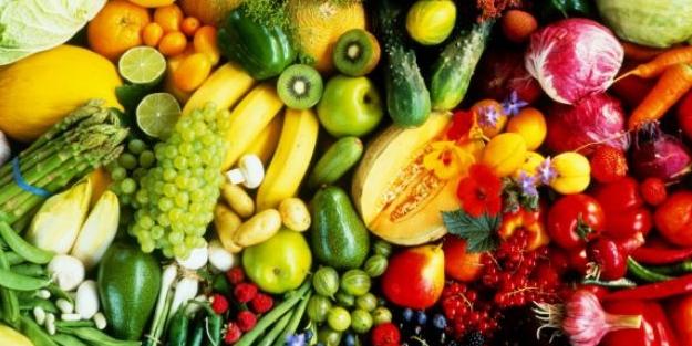 Vücudumuzdan toksinleri atmamıza yardımcı olan besinler
