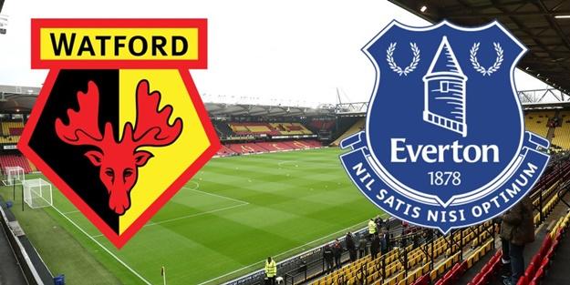 Watford Everton Premier Lig maçı ne zaman, saat kaçta, hangi kanalda?
