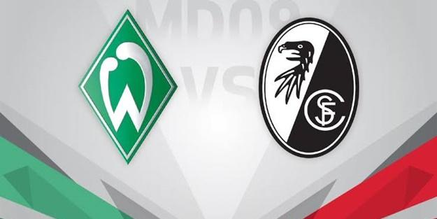 Werder Bremen Freiburg maçı ne zaman saat kaçta hangi kanalda?