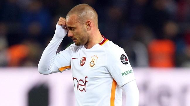 Wesley Sneijder, Trabzon maçı öncesi Tudor'a ne dedi?
