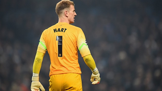 West Ham United, kaleci Joe Hart'ı kiraladı