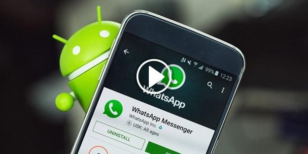 WhatsApp görüntülü görüşme testi