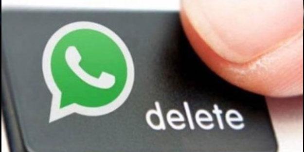 WhatsApp hesap kapatma WhatsApp hesap silme nasıl yapılır?
