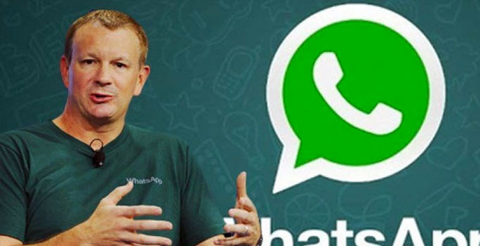 WhatsApp'ın kurucusu Acton'dan itiraf: Pişmanım