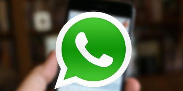 WhatsApp'ta bomba özellik! Birçok kişi bunu bilmiyor