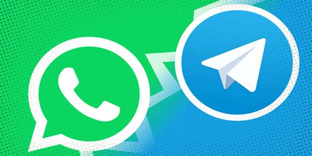 WhatsApp'tan Telegram hamlesi! Harekete geçtiler