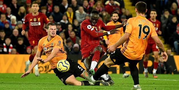 Wolverhampton Liverpool maçı muhtemel 11'leri