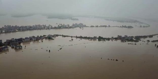 Wuhan'da bir felaket daha