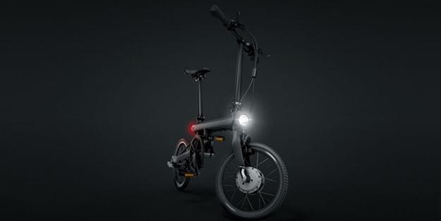 Xiaomi katlana bilen akıllı bisikletini tanıttı