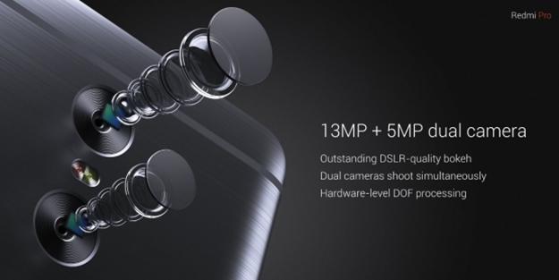 Xiaomi Redmi Pro duyuruldu