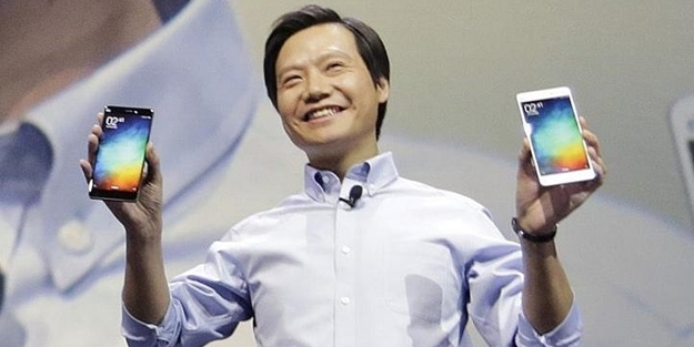 Xiaomi'den suya dayanıklı telefon