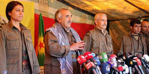 Ya ölü ya da tutuklu! PKK'nın üst düzey yöneticisi kalmadı