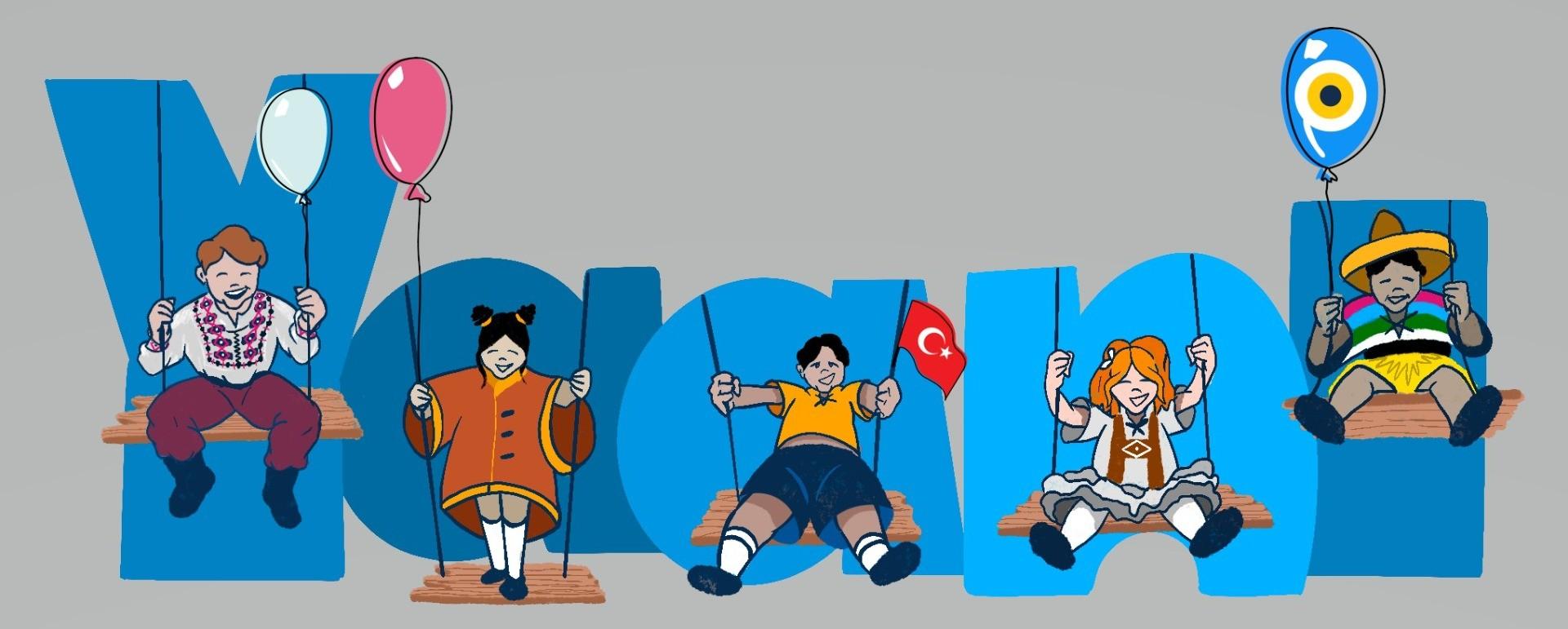 Yaani'den 23 Nisan'a özel gün logosu
