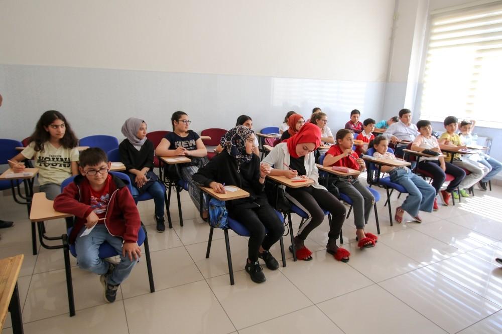 Yabancı dil kursuna yoğun ilgi