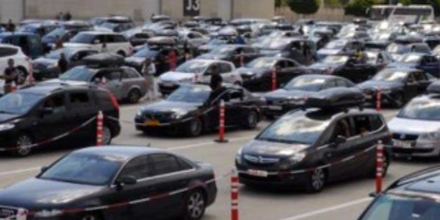 Yabancı plakalı araçlar Türkiye'de ne kadar kalabilir?