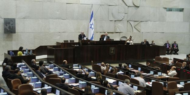 'Yahudi ulus devleti' yasasına sert tepki: Bu kanunla Filistinliler...
