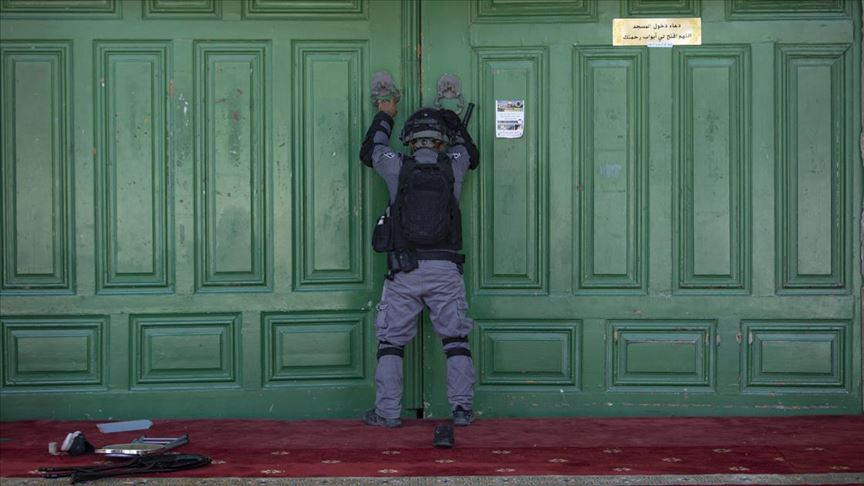 'Yahudilerin Aksa baskını Müslümanların inançlarına saldırı'