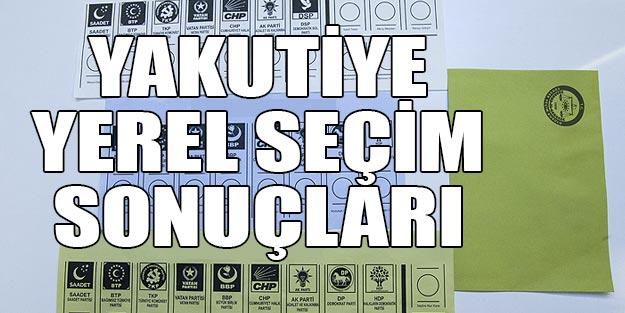 Yakutiye seçim sonuçları 2019 | Erzurum Yakutiye 31 Mart yerel seçim sonuçları oy oranları