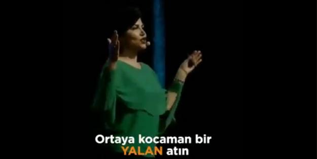 Yalan siyasetinin kaynağı... CHP'li Sedef Kabaş'tan kitleleri uyutma taktiği