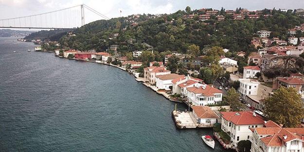 Yalı ve villa sahibi Beyaz Türkleri sevindiren haber! Değerli konut vergisinde süre uzatıldı