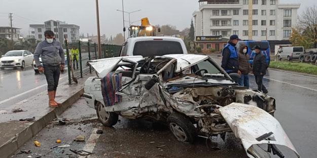 Yalova'da zincirleme trafik kazası! Ölü ve yaralılar var