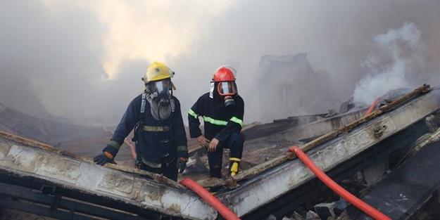Yangın fitili yeniden ateşledi