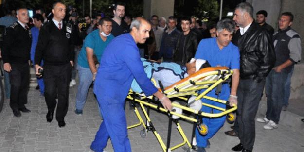 Yaralı Peşmergeler Elazığ'a getirildi!